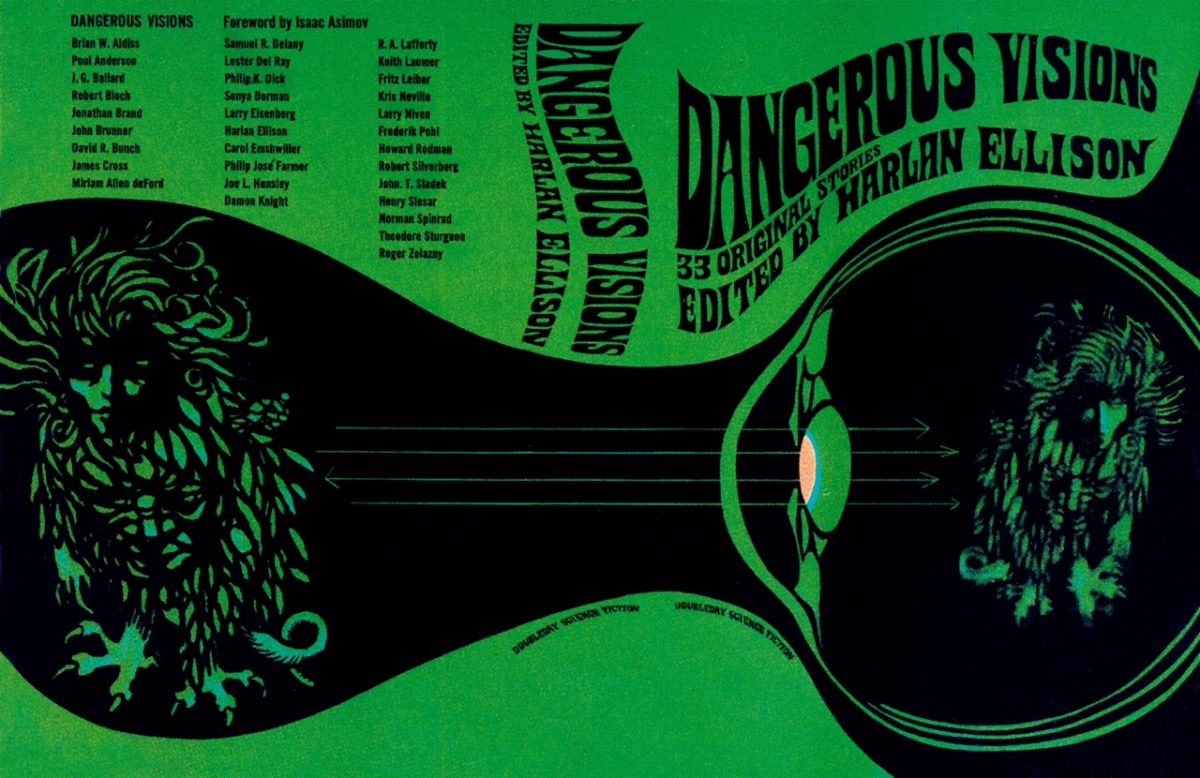 Cover of Dangerous Visions