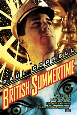 The cover of British Summertime.