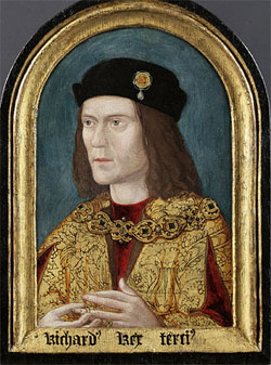 An early portrait of Richard III