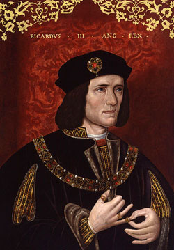 A later portrait of Richard III