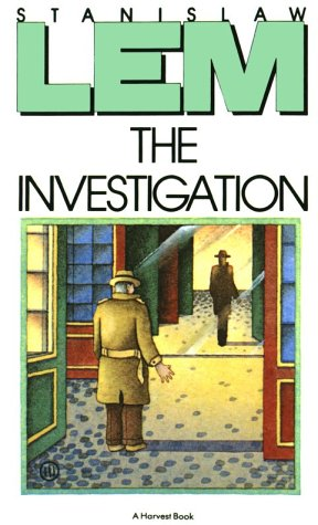 Cover of The Investigation