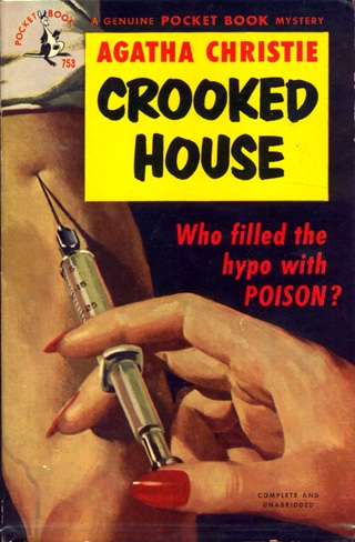 Cover of Crooked House