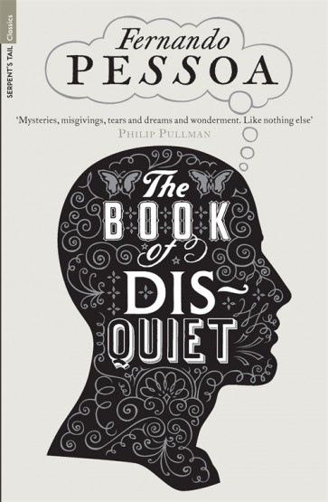 Cover of The Book of Disquiet