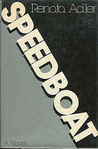 Cover of Speedboat