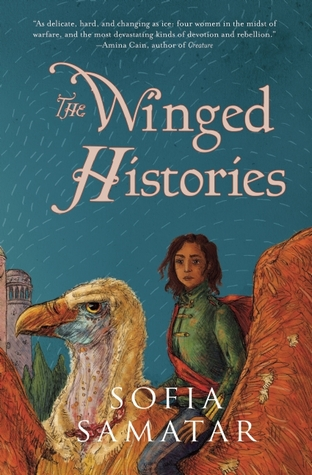 Cover of The Winged Histories
