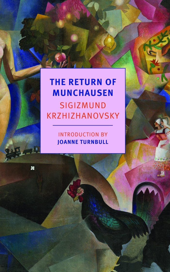 Cover of The Return of Munchausen