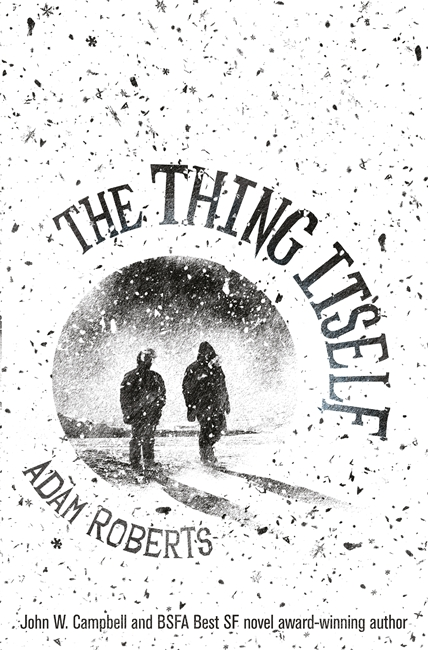 Cover of The Thing Itself