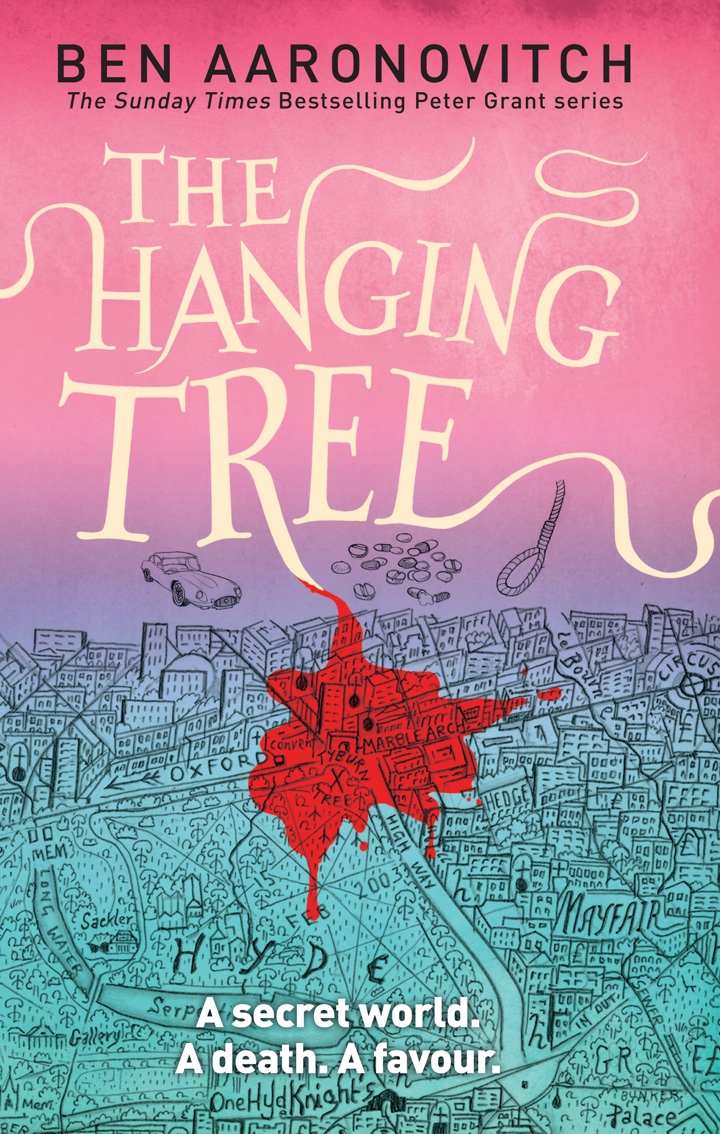Cover of The Hanging Tree